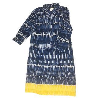 Max Mara Weekend Printed Tunic Dress