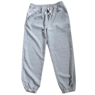 Philip Lim Grey wool trousers