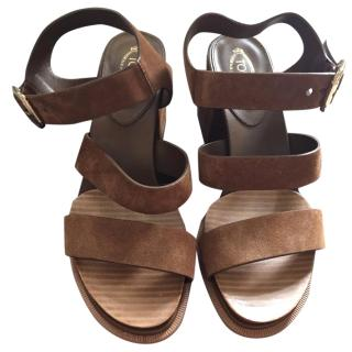 Tods High heel sandals
