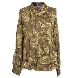Michael Michael Kors silk shirt