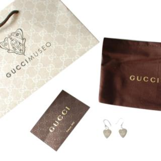 Gucci Heart Earrings