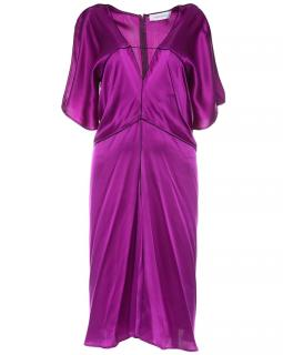 YVES ST LAURENT New Silk Dress