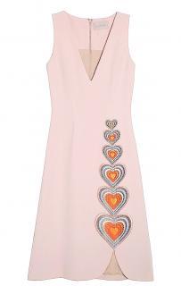 CHRISTOPHER KANE Heart Dress