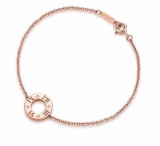 Tiffany & Co rose gold bracelet
