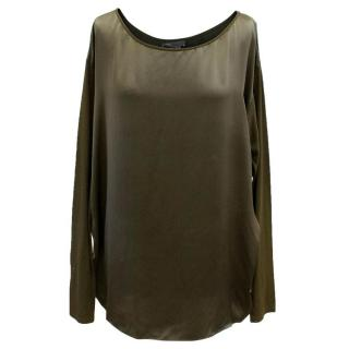Vince Green Long Sleeve Top