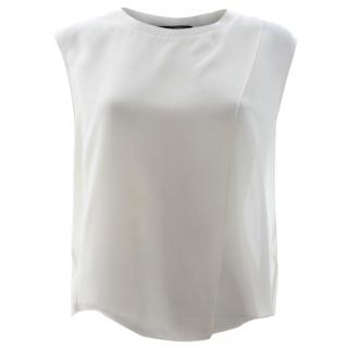 Theyskens' Theory 'Basi' Silk Top