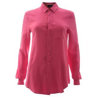 Joseph 'Garcon' Crepe De Chine Shirt