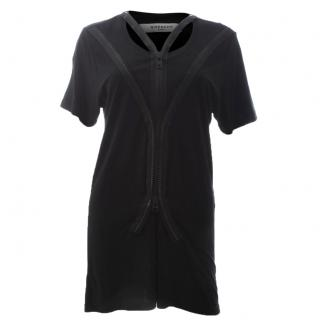 Givenchy Zip-Detail Jersey Tunic