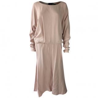 Lanvin Pink Long sleeve Dress