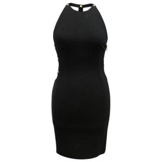 Versus Versace Black Dress