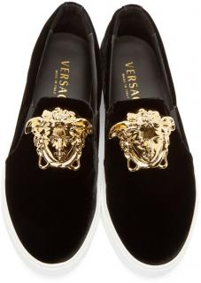 Versace 'Medusa' low trainers