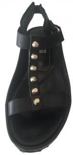 Balenciaga Studded Sandals.