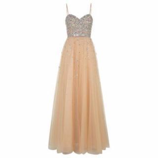 Forever Unique Embellished Cinder Princess Gown RRP �413.00 Size UK8