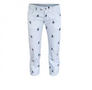Miu Miu Kitty Cat Capri Trousers