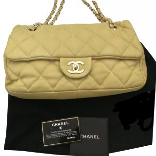 Chanel Timeless jumbo softbag in soft lambskin