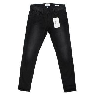 Frame Black Le Garcon Jeans