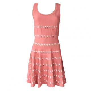 Alaia Pink Dress