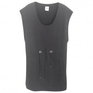 Acne sleeveless cotton dress