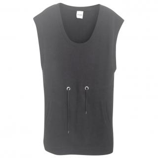 Acne sleeveless cotton dress