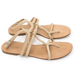 Sigerson Morrison Beige Sandals