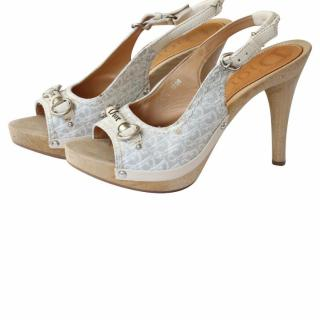Christian Dior Monogramme Sandals