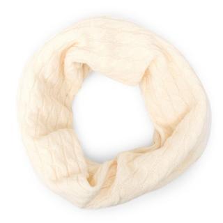 MaxMara Studio Cream Wool Scarf