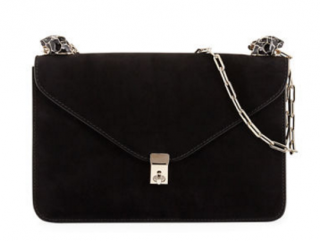 Valentino Panther bag with metal Link chain