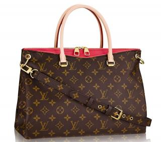 Louis Vuitton Pallas BB cerise