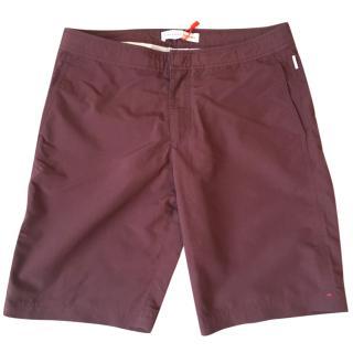 Orlebar Brown Swim Shorts Dark Purple