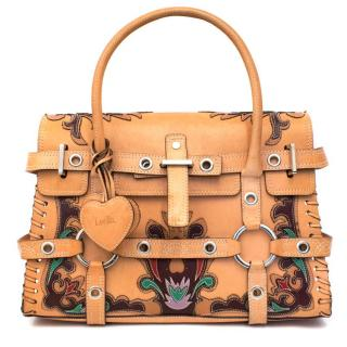 Luella Tan Gisele Shoulder Bag