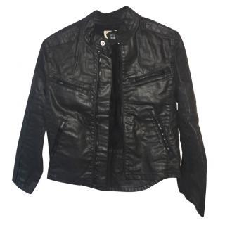 Ralph Lauren Polo Waxed Denim Jacket