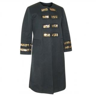 Gryphon Military Style Coat