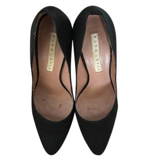 Pura Lopez decollete Pumps