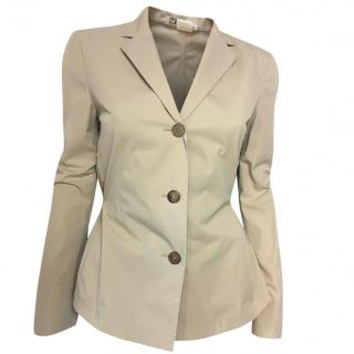 Jil Sander blazer with drawstring