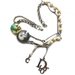 Dior Punk Choker Necklace
