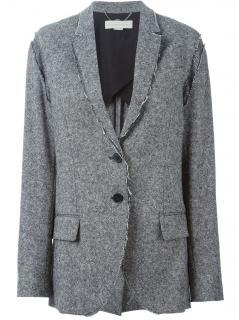 Stella McCartney Grey 'Abrielle' Blazer, EU 38, UK 6, XXS