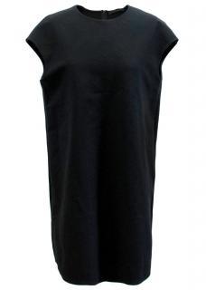 The Row Black Dress