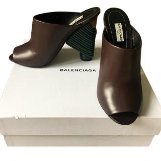 New Balenciaga Bistrot heels EU40