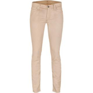 7 for All Mankind Light Pink Skinny Jeans