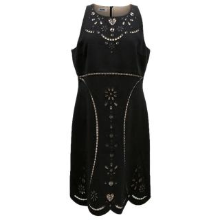 Moschino Black Dress