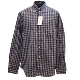 Gitman Bros Men's Check Shirt