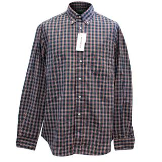 Gitman Bros Men's Check Shirt