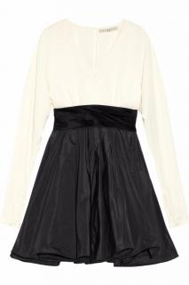 Halston Heritage flared dress