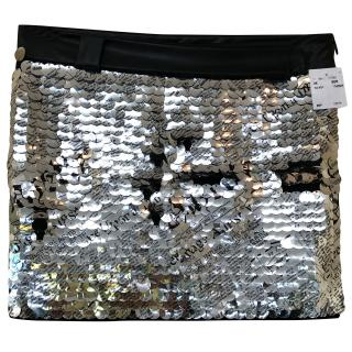John Galliano sequin skirt child 14 years 164cms