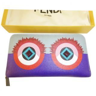 Fendi 2jours wallet new