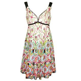 Nanette Lepore Cotton Summer Dress