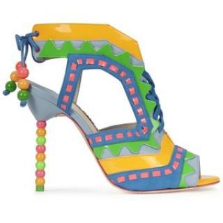 Sophia Webster Riko Multi-Colour Heels