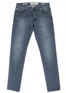 Jacob Cohen Men's Mid Wash Jeans