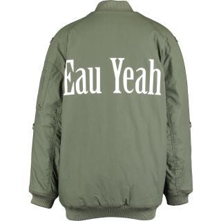 Zoe Karssen Eau Yeah Bomber coat