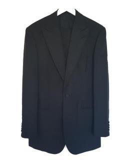 Men's Brioni Black Tuxedo / Dinner Jacket 38 & Trousers 32in.